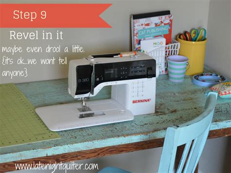 Sell Hack by Diy Drop In Sewing Table Hack The Quilter S Planner