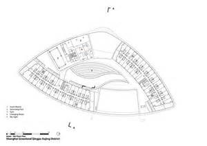 mountain architecture floor plans gallery of aedas leaf shaped sales gallery nears