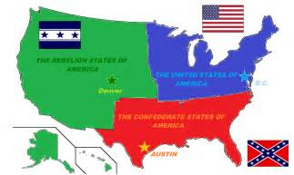 map us states during civil war best photos of usa map civil war confederate and union