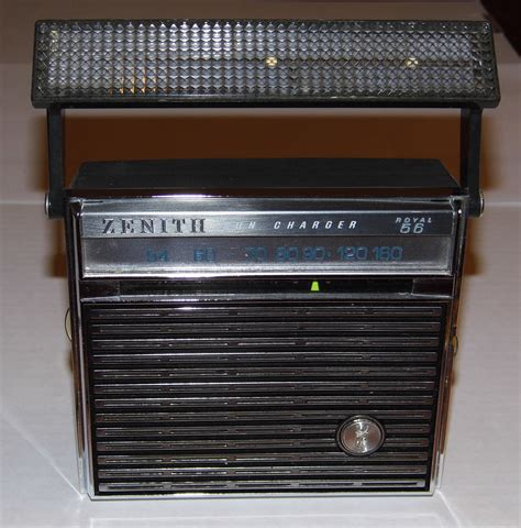 transistor alike file zenith royal 56 quot sun charger quot transistor radio black color circa 1966 8452938581 jpg