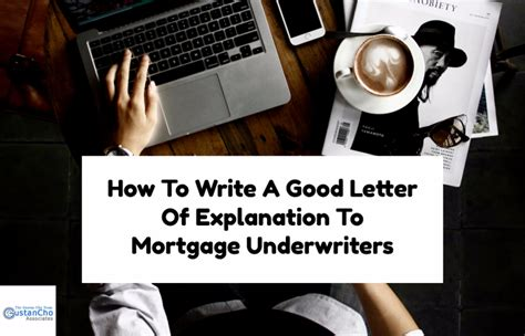 Letter Of Explanation For Second Home Mortgage How To Write A Letter Of Explanation To My Lender