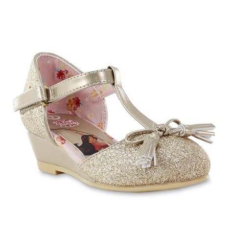 toddler gold glitter shoes disney toddler of avalor gold glitter dress shoe