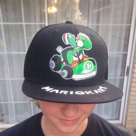 Topi Cap Hat Snapback Dc Black 79 best images about painted hats on custom
