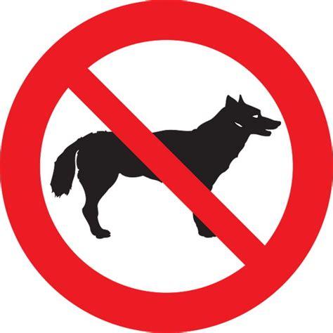 Stiker Sign Dilarang Membawa Hewan Peliharaan tabla upozorenja na groblju zabranjeno za pse