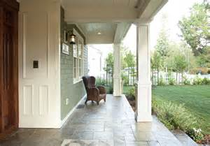 Patio Columns Design Front Porch Traditional Porch San Francisco By Arch Studio Inc