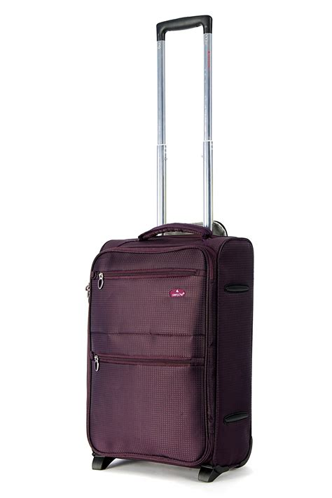 cabin luggage ryanair aerolite premium quality luggage suitcase cabin bag