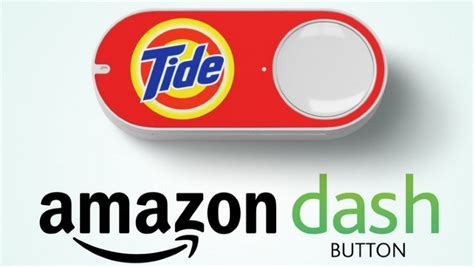 amazon dash button what is amazon dash button and how it works