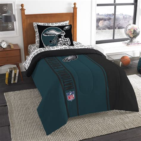 northwest co nfl eagles comforter set reviews wayfair