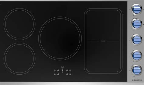 blue cooktop bluestar 174 launches new induction cooktop featuring