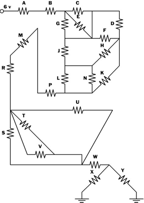 resistors in series and parallel worksheet circuits in series or parallel worksheet