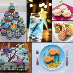 Nautical Themed Baby Shower Cake - purely magical and awesome under the sea baby shower ideas