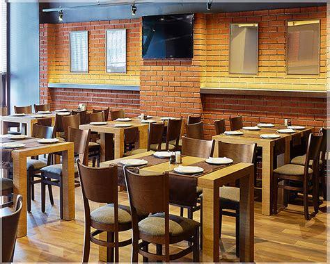Nomor Meja Rumah Makan Kedai Restoran Warung Cafe desain interior restoran minimalis nan mewah jasa desain