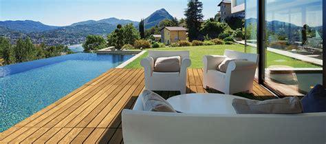 terrazza legno come proteggere curare la terrazza in legno composito o
