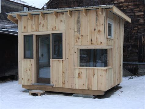 building small houses cheap sustainable the tiny life