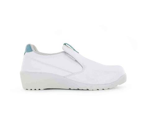 chaussure de securite cuisine femme sophie blanc nordways