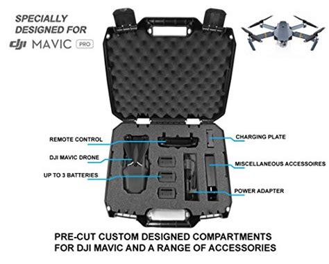 Drone Mini Baby Dji Mavic Terlaris Terbaik 2017 dronesafe rugged mini drone carry organizer with import it all