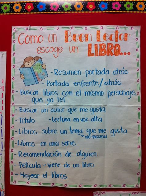libro 2666 spanish text 1000 images about spanish anchor charts on anchor charts text features and charts