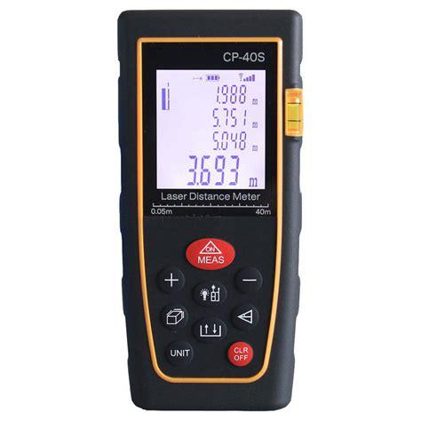 Laser Distance Meter Berkka cptcam cp 40s 1 8 quot 40m laser distance measuring meter range finder free shipping dealextreme
