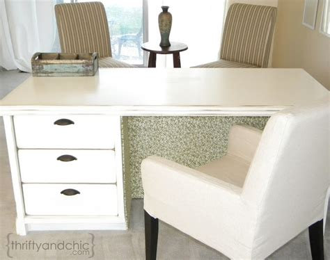 turn desk into vanity turn a dresser into a desk for the home pinterest