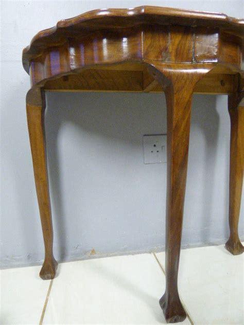 Beautiful Diy Moon Crib Diply - tables a beautiful vintage claw imbuia half moon