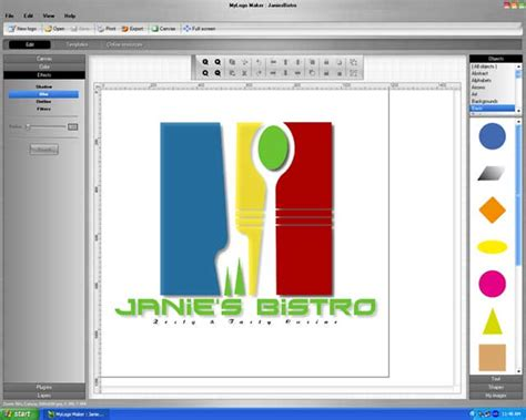 site logo maker mylogomaker professional 3 avanquest