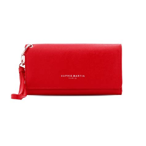 Dompet Wanita Zaera 1 R 3 dompet wanita martin w1059r1 merah kulit tali import ori korea import murah