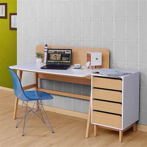meja komputer minimalis meja belajar meja laptop dan kursi