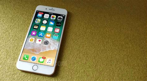 apple iphone 8 plus review performance price in india the indian express