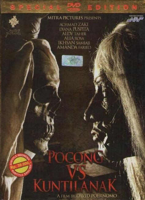 film kuntilanak vs pocong 17 best images about indonesian movie posters horror on