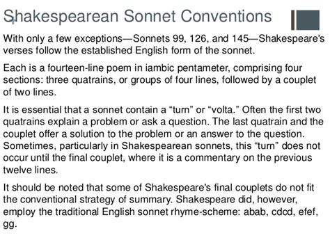 sonnet sections elit 17 class 4 n the sonnet
