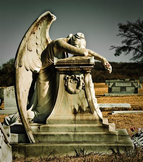 this is a tattoo called angel of grief this has my dad s angel of grief angels pinterest