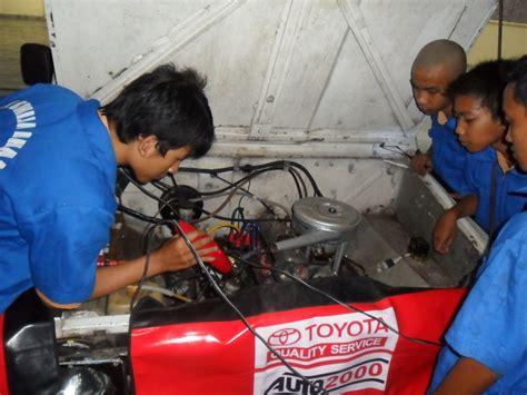 otomotif otomotif bengkel otomotif smk dwija bhakti 2 jombang