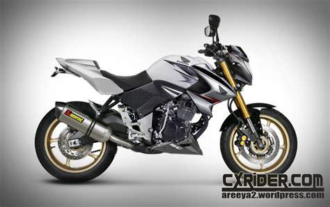 Sparepart Honda Tiger 2014 Konsep Modifikasi Honda Tiger Fighter Cxrider