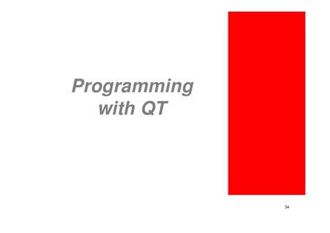 Programming With Qt For Embedded Linux Pdf | building