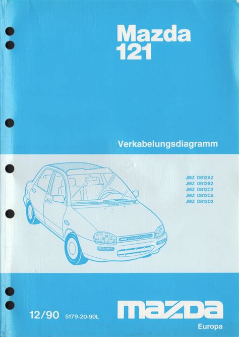 mazda 121 db wiring diagram efcaviation