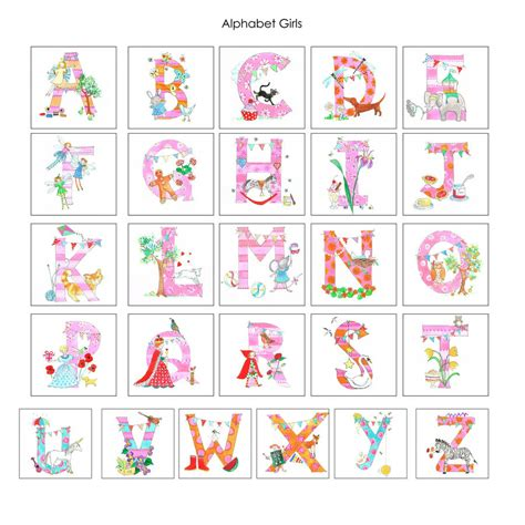 personalised writing paper sets childrens personalised writing paper set alphabet by honey
