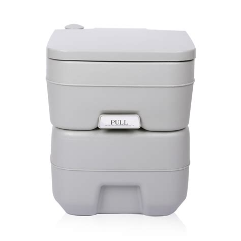 boat potty 20l portable cing toilet outdoor chemical tent toilet