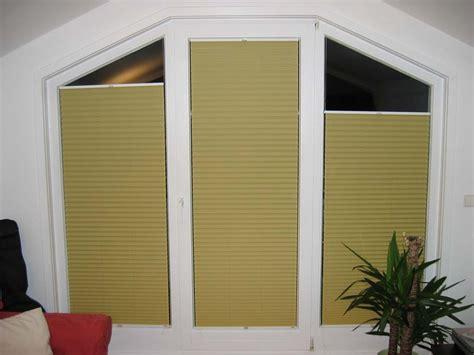 Fenster Plissee by Plissee Schr 228 Ge Fenster Haus Ideen