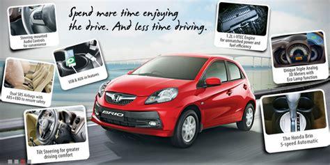honda brio spec honda brio price in india and specification honda car