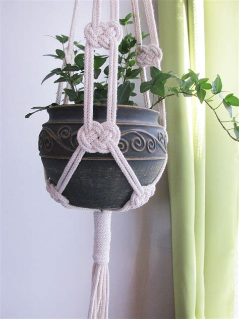 Macrame Projects For - best 25 macrame plant hangers ideas on plant