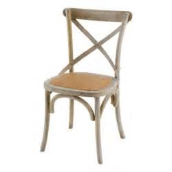 chaise bistrot gris 233 e villa florence lot de 2 achat