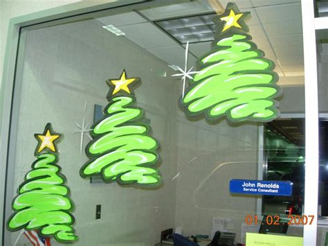 window painting signs christmas holiday seasonal artist pages archive window painting sign painting