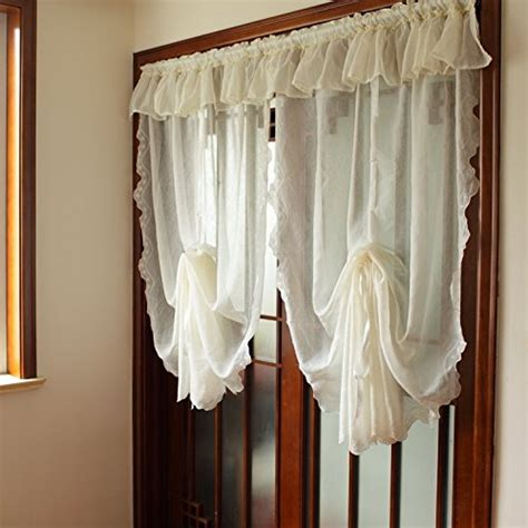 fashionable curtains popular white country curtains buy cheap white country
