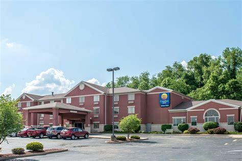 comfort inn new stanton pa comfort inn in new stanton pa 724 755 2