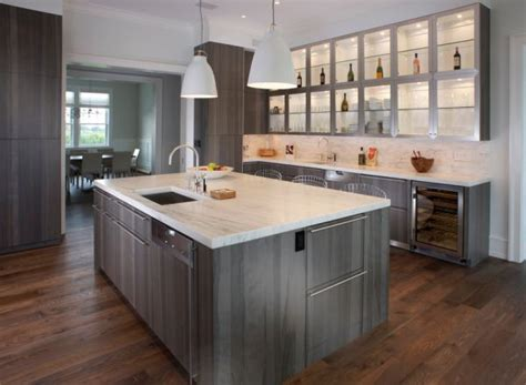 gray wood kitchen cabinets fifty shades of grey design ideas and inspiration grey