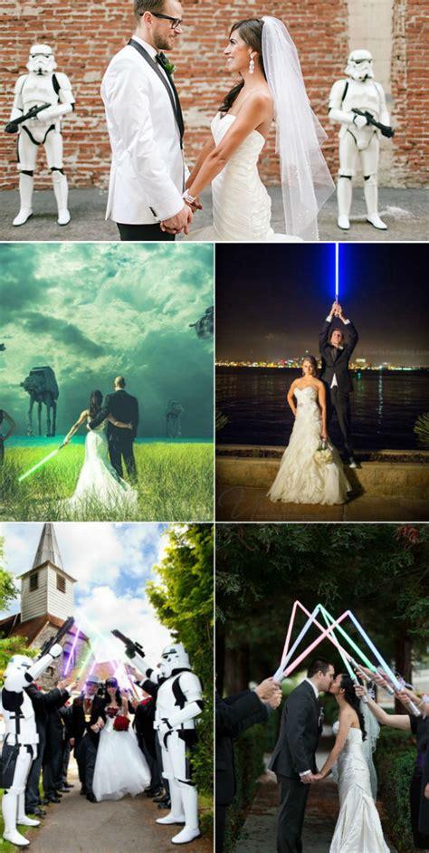 may the be with you 21 creative wars themed wedding ideas elegantweddinginvites