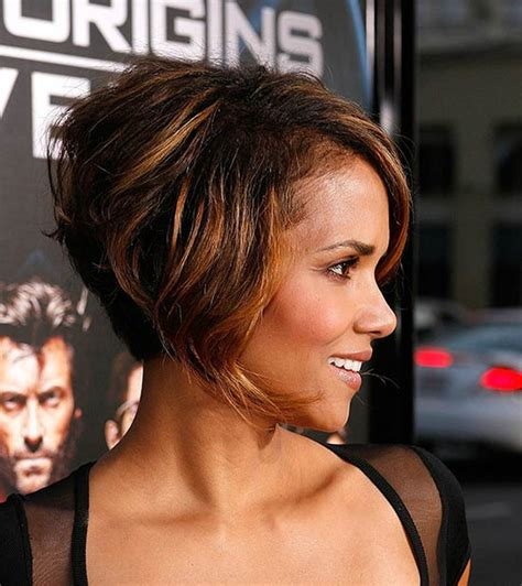 halle berry bob cut hairstyles 29 inverted bob haircuts and hairstyle ideas