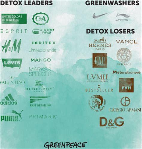 Greenpeace Detox by Detox Apr 232 S Quatre Ans De Cagne O 249 En Sont Les