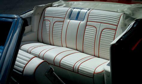 custom upholstery nothing like fiberglass and bondo in