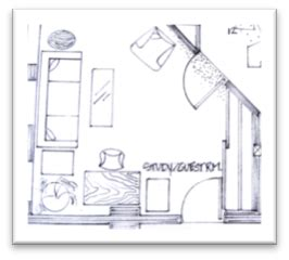couch floor plan room reinvention re think re purpose and re invent your